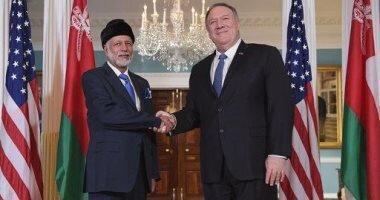 تاکید وزیران خارجه عمان و آمریکا بر حل سیاسی بحران یمن