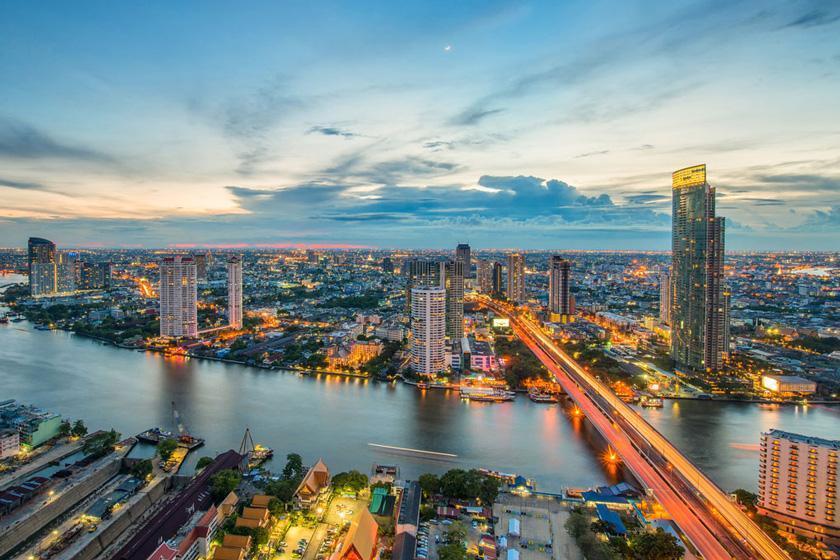 تور مجازی: بانکوک را متفاوت ببینید