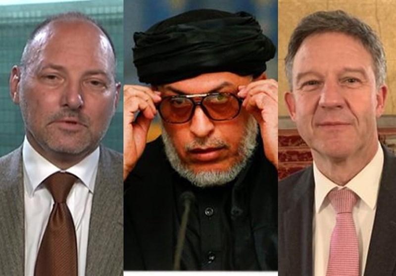 صلح، محور گفت وگوی نمایندگان ویژه اتحادیه اروپا و آلمان با معاون دفتر سیاسی طالبان در قطر