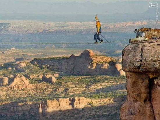 خطرناک ترین ورزش ها در مکان های شگفت انگیز