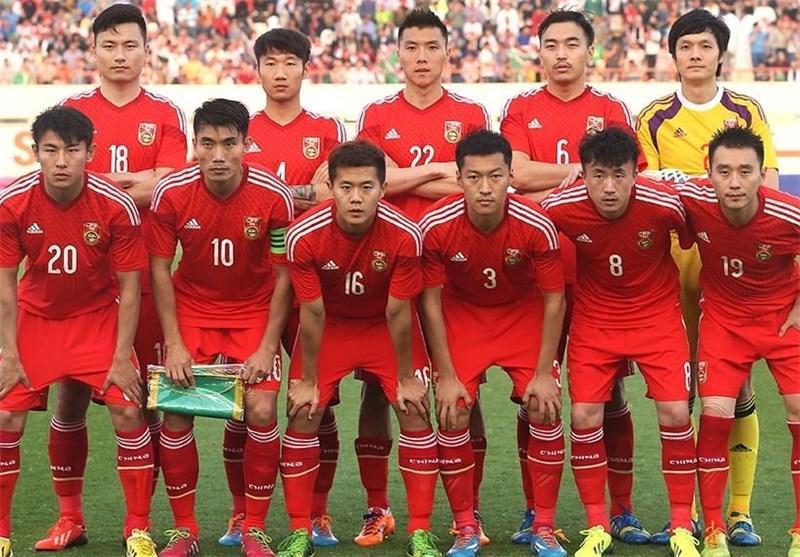 اعلام لیست 23 نفره چین برای حضور در جام ملت ها