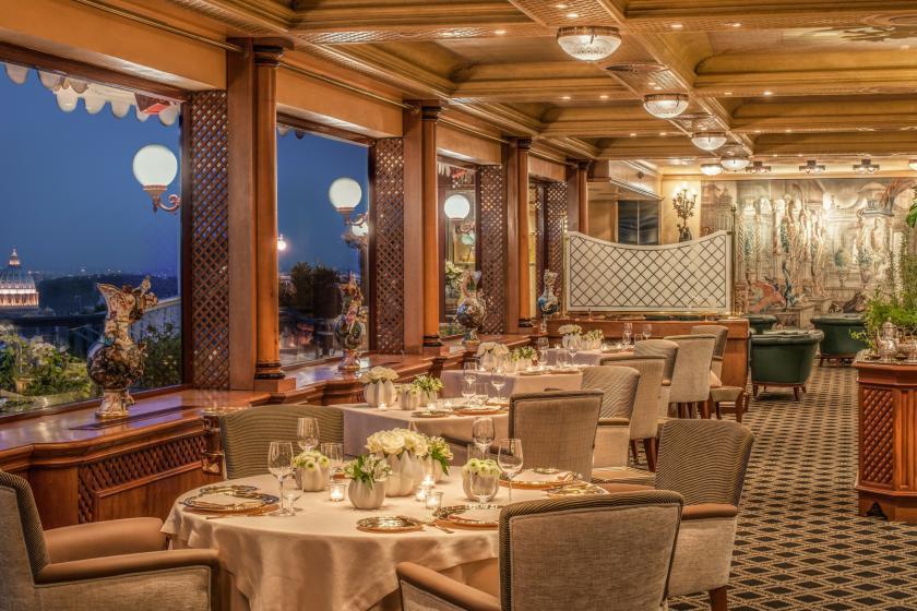 بهترین رستوران های رم ؛ ایتالیا