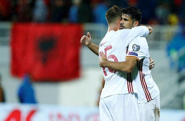 دومین پیروزی اسپانیا در انتخابی جام جهانی، ایموبیله ایتالیا را نجات داد