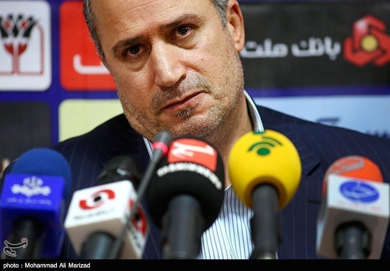تاج: تیم ملی طبق برنامه به ایتالیا می رود، ارزیابی ام از بازگشت طارمی مثبت است