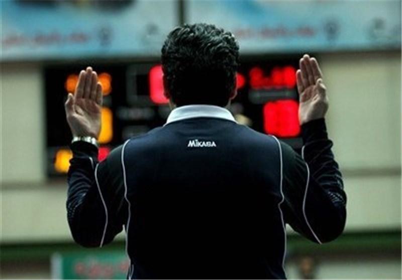 بازی های آسیایی 2018، داوران ملاقات ایران و قطر تعیین شدند