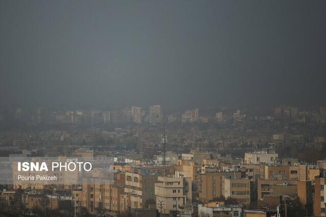 هوای دو روز آینده یزد برای گروه های حساس آلوده است
