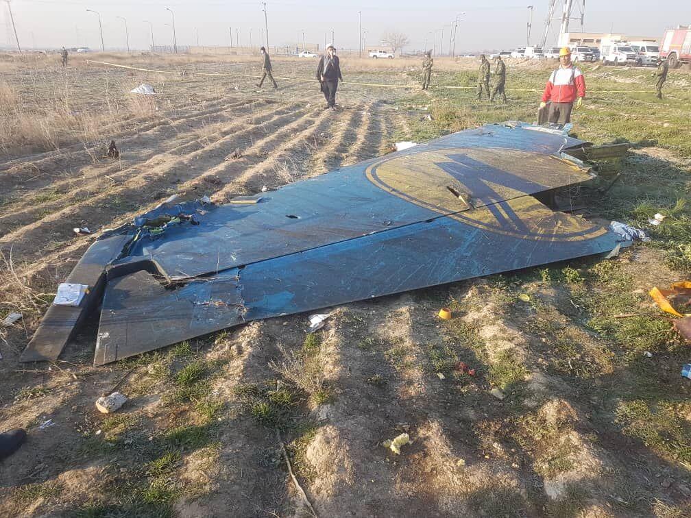 بیش ترین مسافران هواپیمایی اوکراین ایرانی بودند ، آتش سوزی در موتور هواپیما دلیل سقوط هواپیما