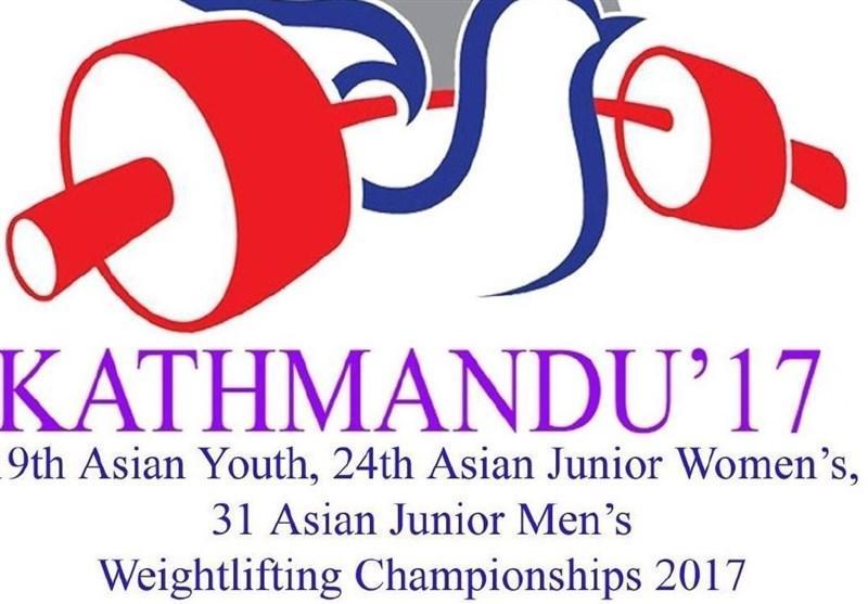 استارت لیست نهایی وزنه برداری نوجوانان و جوانان آسیا اعلام شد