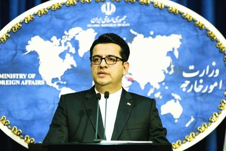 شرح موسوی درباره سفر وزیران خارجه هلند و اتریش به تهران