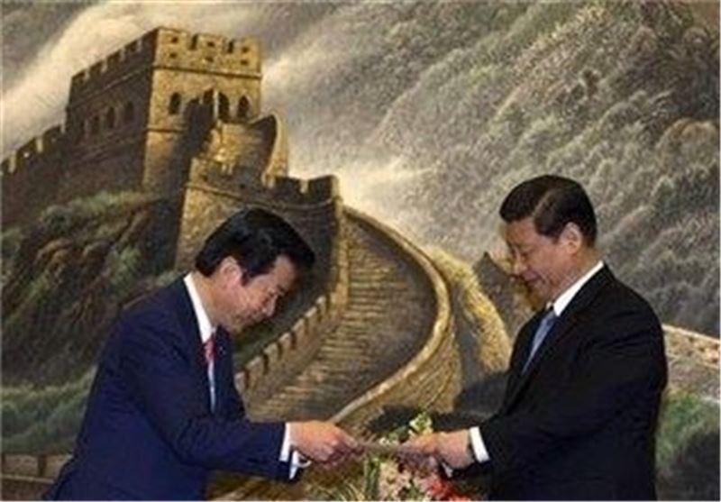 ژاپن امیدوار به حل و فصل مناقشه ارضی با چین است