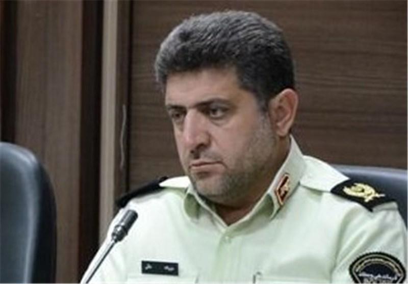 نظارت نیروی انتظامی استان مرکزی در سرانجام سال افزایش می یابد