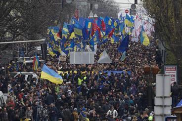 حمایت نمایندگان لهستانی از معترضان اوکراینی، یانوکوویچ به ملاقات پوتین می رود