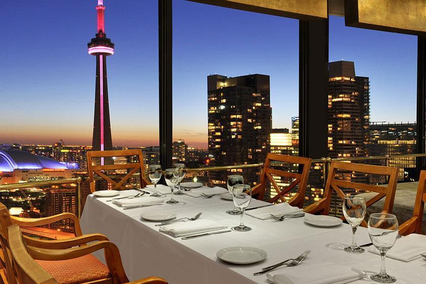 10 رستوران برتر تورنتو را بشناسید