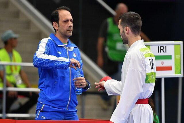 بلاتکلیفی کاراته ایران در آلمان، هروی: منتظر مشخص تکلیف رقابتهای مراکش هستیم