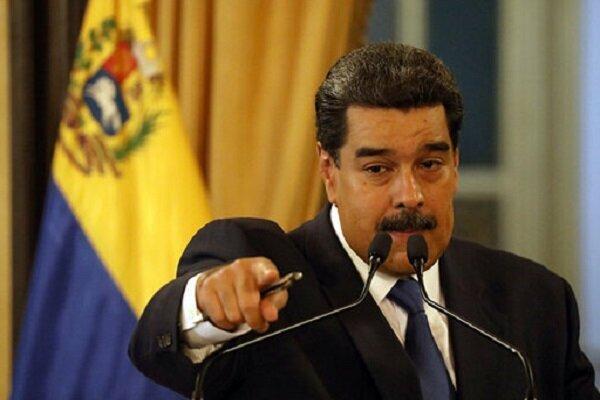 مادورو از توطئه تازه آمریکا علیه ونزوئلا خبر داد