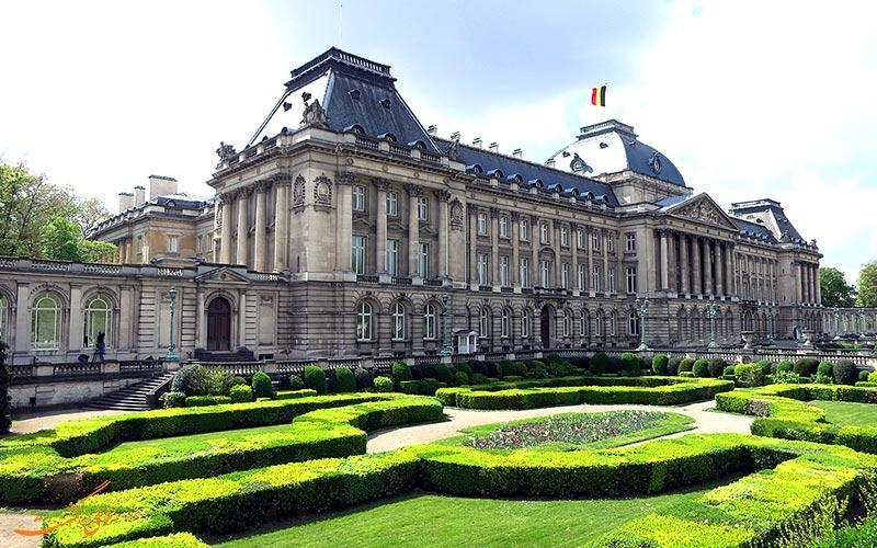 گشتی در کاخ سلطنتی بروکسل، خانه پادشاه بلژیک!