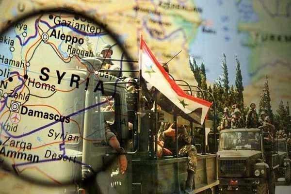 ورود سوریه به دهمین سال جنگ، رشادت ارتش سوریه ادامه دارد