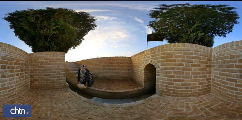 قنات ثبت جهانی ابراهیم آباد، تنها قنات مخروطی جهان