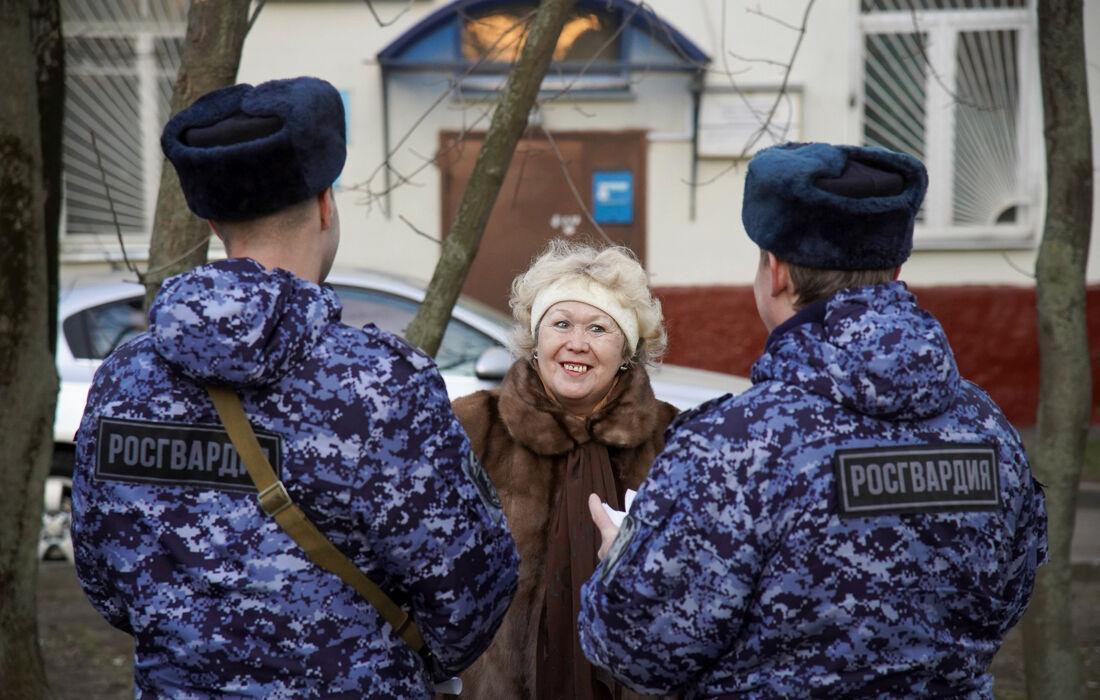 خبرنگاران برخورد روسیه با ناقضان قرنطینه شروع شد؛ 500 نفر تحت پیگیرد قرار گرفتند