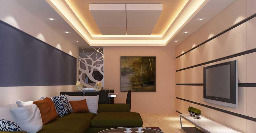 اطلاعاتی در خصوص سقف کاذب - مزایای استفاده از سقف کاذب چیست؟