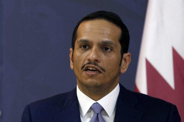 وزیر خارجه قطر خواهان حاکمیت عقلانیت به جای قطب بندی ها شد