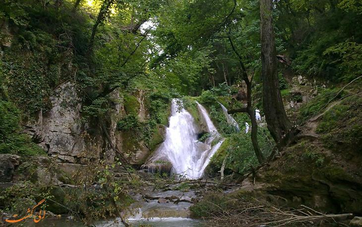 آبشار لوه، رازی نهفته در شهر گالیکشِ گلستان