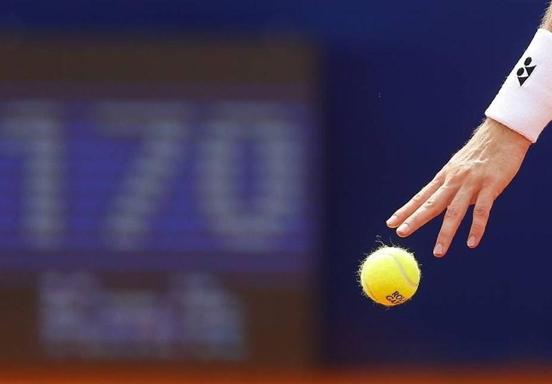 تعلیق رقابت های تنیس مردان و زنان جهان تا 3 آگوست