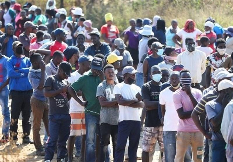 ابتلای بیش از 350 هزار نفر از ساکنان قاره آفریقا به کرونا