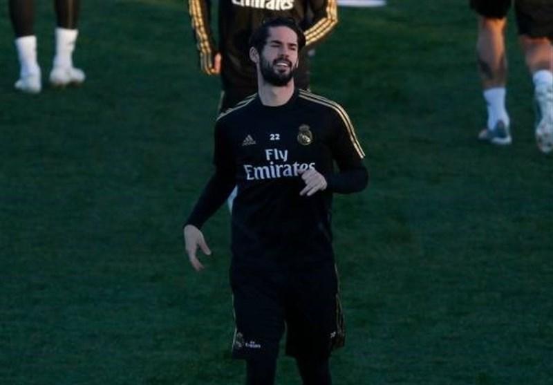 ایسکو بازی رئال مادرید - والنسیا را از دست داد، خانه نشینی 20 روز در انتظار هافبک کهکشانی ها