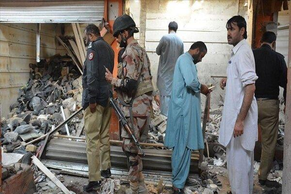 انفجار بمب در پاکستان، 7 نفر کشته شدند