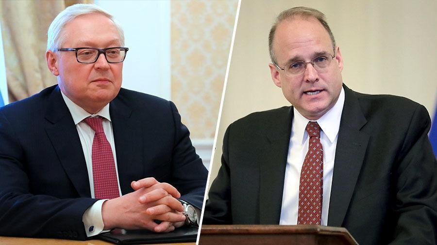 مذاکرات روسیه و آمریکا بدون دستیابی به توافقی تعیین خاتمه یافت