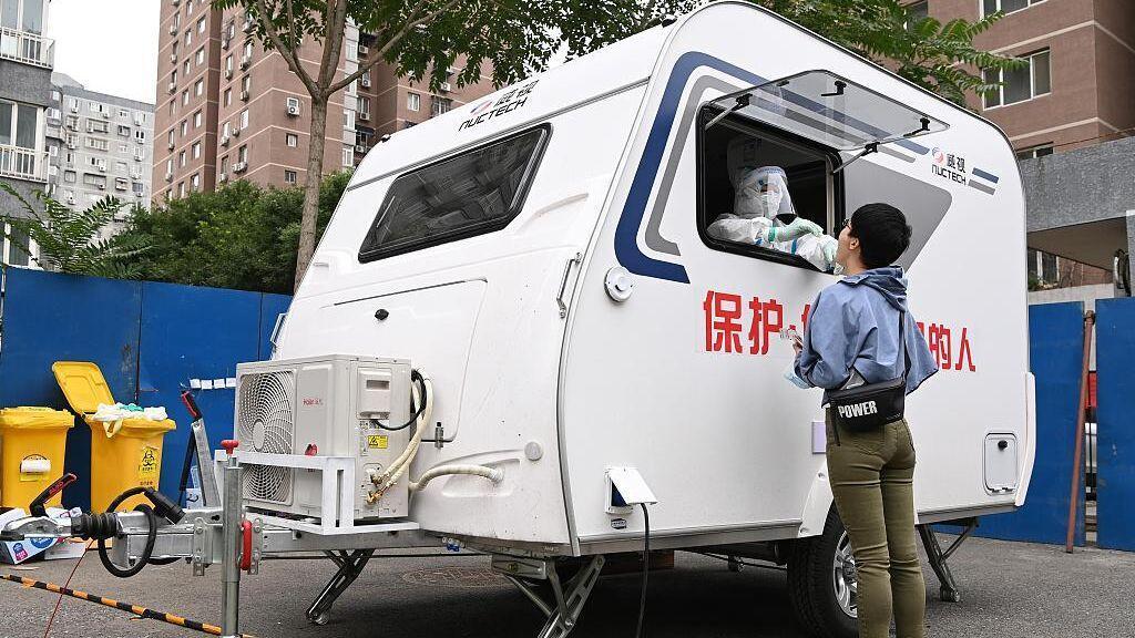 شمار مبتلایان روزانه به کرونا در پکن بار دیگر دو رقمی شد