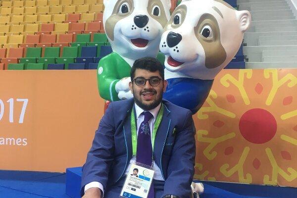 گفتگوی مهر با جوان معلولی که به موفقیت های جهانی دست پیدا کرد