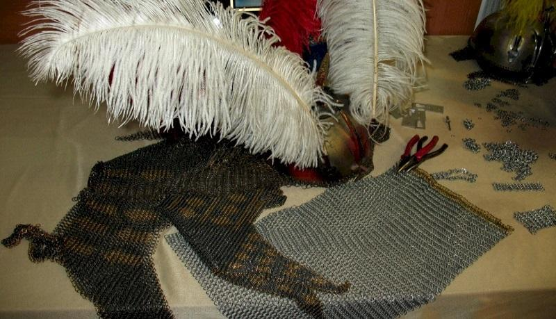 زره بافی سنتی قزوین، جولاهگی فولاد