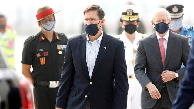 آمریکا و هند رایزنی های دوجانبه با مشارکت وزیران دفاع و خارجه را برگزار کردند