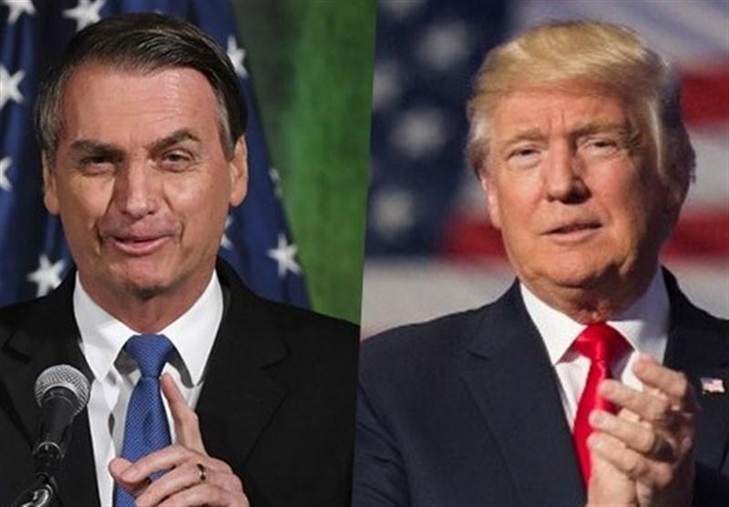 حمایت رئیس جمهور برزیل از پیروزی ترامپ