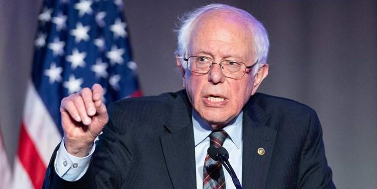 سندرز: حزب جمهوری خواه اکنون نه یک حزب سیاسی بلکه یک فرقه است