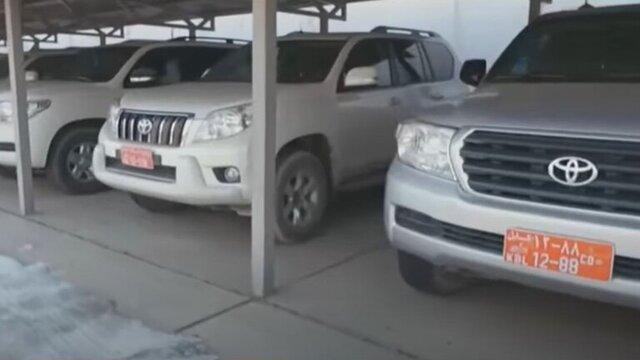 خودروی دیپلماتیک روسیه در کابل هدف انفجار بمب نهاده شد