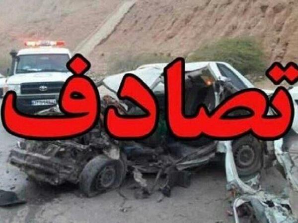 یک کشته و یک مصدوم در سانحه رانندگی در گردنه شیبلی بستان آباد