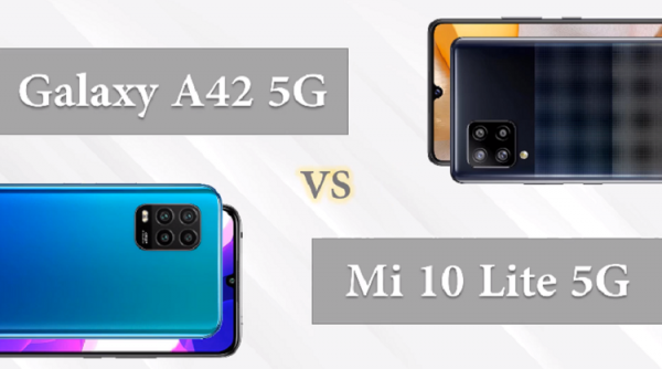 Mi 10 Lite یا A42؛ ارزان ترین موبایل 5G در بازار ایران