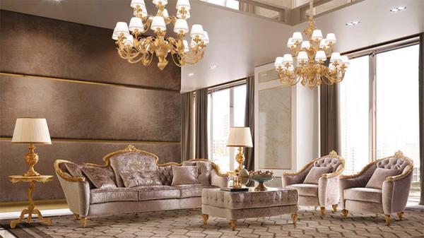 با مبل کلاسیک خانه ای خاص داشته باشید