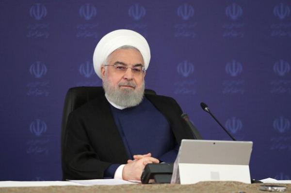 روحانی: می دانند بیشتر مسائل از تحریم هاست اما یک فحش به آمریکا نمی دهند ، برجام را می خواهند اهلا وسهلا؛ نمی خواهند بروند دنبال کارشان