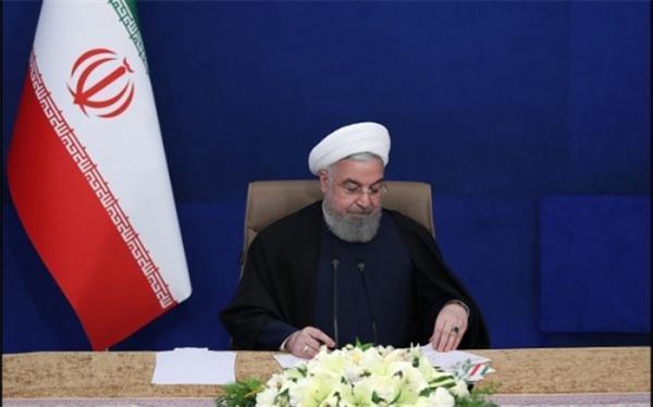 پیغام تبریک رئیس جمهور آذربایجان به روحانی