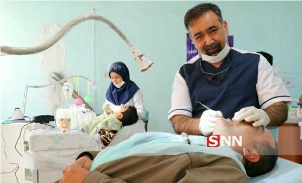 عادلی: برگزاری اردوی جهادی منتظران ظهور در استان خراسان شمالی ، ارائه خدمات رایگان دندانپزشکی به مدت یک هفته خبرنگاران