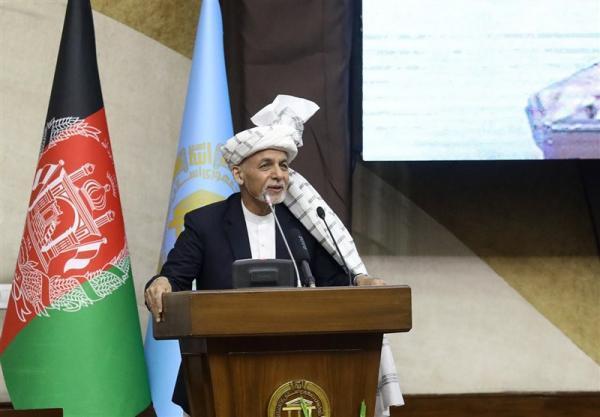 اشرف غنی: هیچ کسی نمی تواند حکومتی را به وسیله فشار در افغانستان تحمیل کند