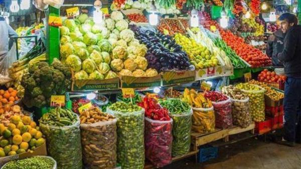 کاهش قیمت 10 قلم سبزی و صیفی در میادین