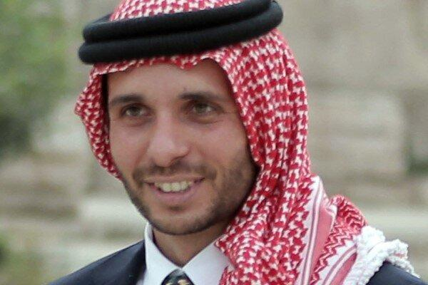 اعلام وفاداری مجدد شاهزاده حمزه به پادشاه اردن
