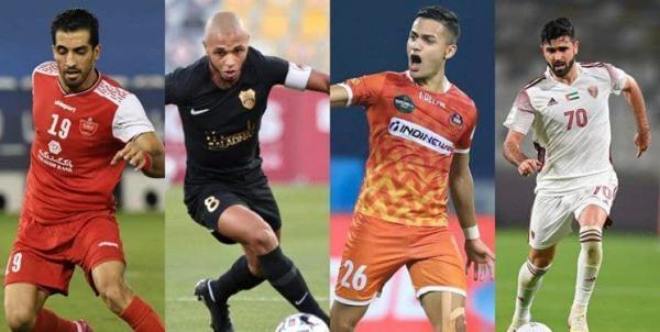 AFC از ستاره پرسپولیس در لیگ قهرمانان رونمایی کرد