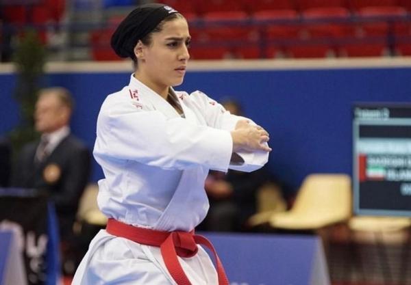 لیگ جهانی کاراته وان لیسبون، صادقی حذف شد
