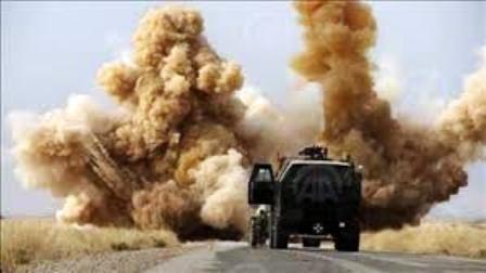 انفجار در سوریه کشته برجای گذاشت